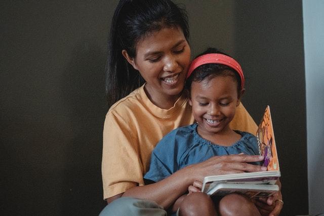 Using Children's Books To Nurture Language Development